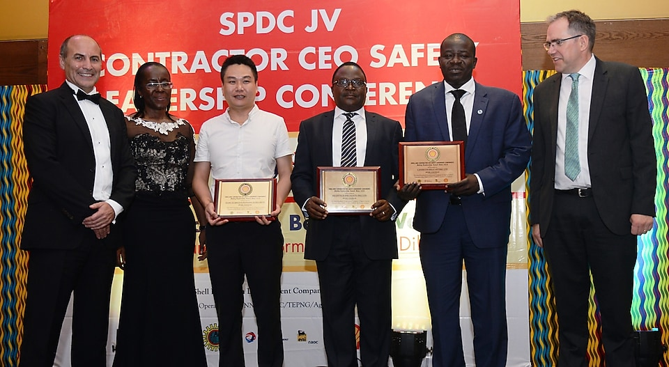 Shell tasks contractors over safety, rewards champions | Shell